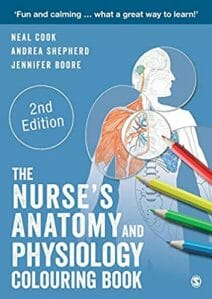 The Nurse′s Anatomy and Physiology Colouring Book