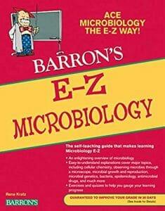 E-Z Microbiology (Barron's Easy Way)